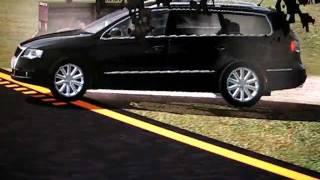 getlinkyoutube.com-Wr2 VW PASSAT B6