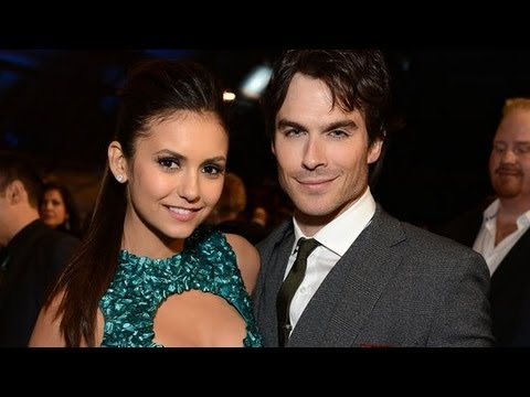 Ian Somerhalder and Nina Dobrev Break Up | POPSUGAR News
