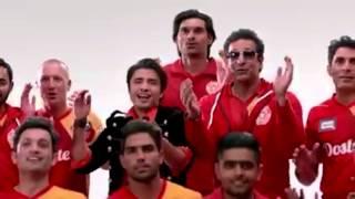 Chaka Mar Choka Mar zafar Ali song For islamabad united! !