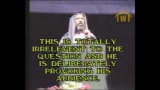 getlinkyoutube.com-Ahmad Deedat vs Anis Shorrosh Debate (Quran or the Bible: Which Is God's Word?) Q&A Session