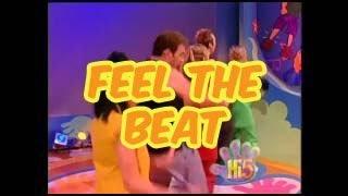 getlinkyoutube.com-Feel The Beat - Hi-5 - Season 2 Song of the Week