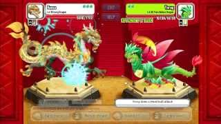 getlinkyoutube.com-Ivory Dragon - How To Get Ivory Dragon In Dragon City