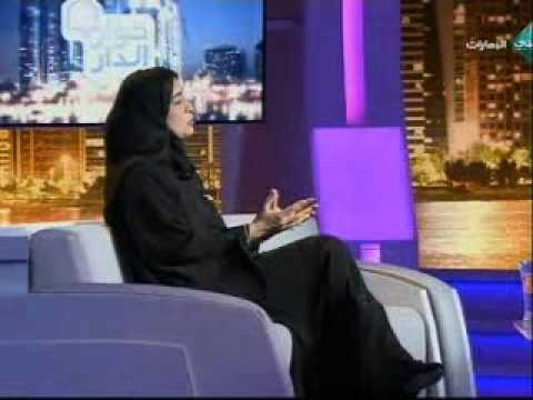 Interview with Fozeya Al Mahmoud, on environmental sustainability on Al Emarat TV Part 2