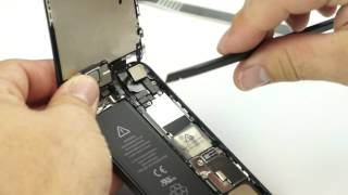 getlinkyoutube.com-How to: iPhone 5 Screen Repair Video - Easy Screen Version