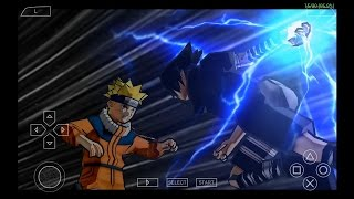PPSSPP Emulator 0.9.8 for Android | Naruto: Ultimate Ninja Heroes [720p HD] | Sony PSP