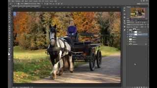 getlinkyoutube.com-Tutorial - Hintergrund einfügen - Photoshop CC