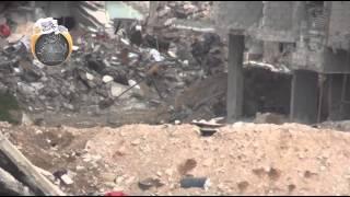 getlinkyoutube.com-دمشق جوبر كمين محكم لقوات الأسد على يد الثوار 1 3 2015