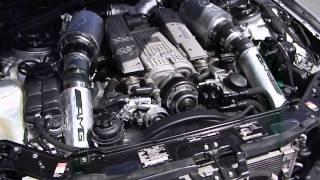 getlinkyoutube.com-Killer Chiller - Active chemical intercooler system- Ultimate Install Guide AMG Mercedes M113K V8