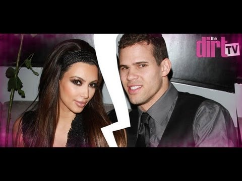 Kim Kardashian And Kris Humphries Get Divorced! - The Dirt TV