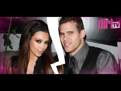 Kim Kardashian And Kris Humphries Get Divorced! - The Dirt TV
