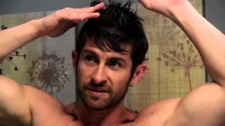 getlinkyoutube.com-How to Cut, Trim, & Shape Your Own Hair: Medium Length Men's Hair