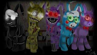 getlinkyoutube.com-[MLP] Bonnies (Five Nights at Freddy's) Speedpaint - By Tiger MC