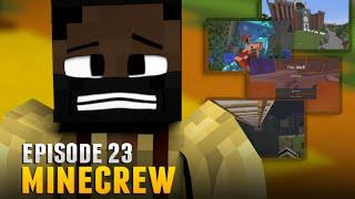 getlinkyoutube.com-Minecraft: MineCrew - #23 - دث قيم و لعبه ميمود و سوق ماين كرو