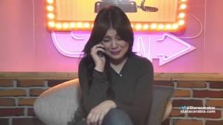 getlinkyoutube.com-حنان الخضر تبكي بعد الاتصال  بوالدتها - ستار اكاديمي 11 - 18/01/2016