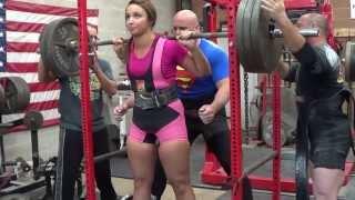 getlinkyoutube.com-MONSTERETTES-  Powerlifting women of MONSTER GARAGE GYM