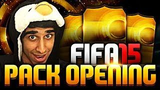 getlinkyoutube.com-FIFA 15 PACK OPENING - First FIFA 15 Pack Opening with Vikkstar123