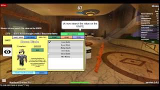 Roblox How to hack twisted murderer (SHOP HACK) (READ DESCRIPTION)