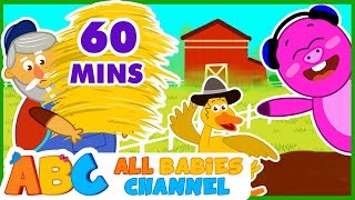 getlinkyoutube.com-Old MacDonald Had A Farm & More Popular Nursery Rhymes Collection from All Babies Channel