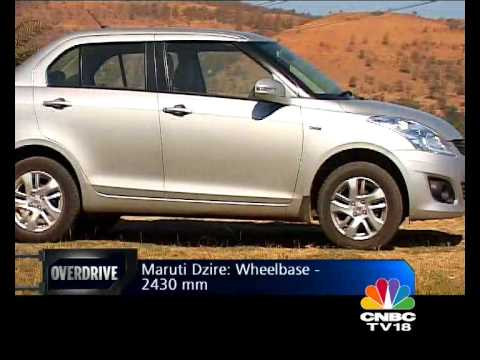 Etios vs Swift Dzire vs Manza vs Verito diesel comparo - Part 2