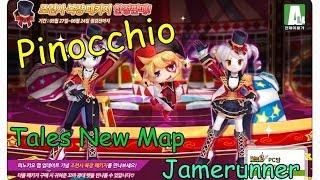 getlinkyoutube.com-Pinocchio new map Talesrunner By Jamerunner