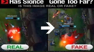 Sion Ult Tricks: Wall-Bounce?!   How to do it