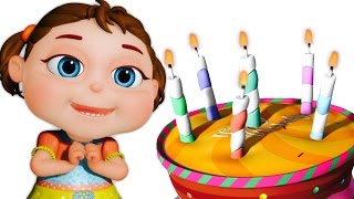 getlinkyoutube.com-Happy Birthday Song | Kids Songs & Nursery Rhymes | Videogyan