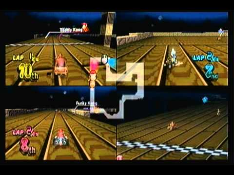 Let's Play Mario Kart Wii - Episode 11: Nelly Cup