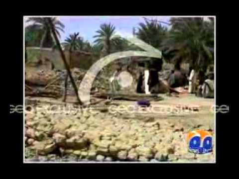 Geo Headlines 26 Sep 2013 Balochistan Earthquake Pictorial 26 Sep 2013
