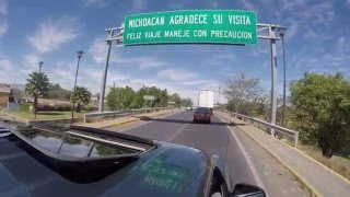 La Angostura Michoacan 2016 - GoPro Hero 4