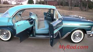 getlinkyoutube.com-1956 Chevrolet Bel Air  ISCA champion US & Canada! - MyRod.com