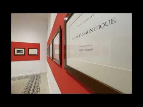 'Picasso. Eclettismo di un genio' serie grafica Le cocu magnifique.