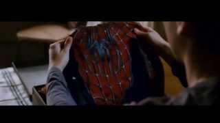 getlinkyoutube.com-A Tribute to Spider-Man (Skillet- Hero)