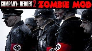 getlinkyoutube.com-Company Of Heroes 2 - Zombie Mod