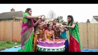 getlinkyoutube.com-Harita Saree Ceremony