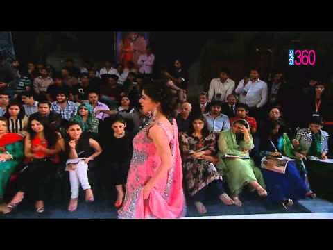 Bridal Couture Week 2012 Style 360 TV Hijab