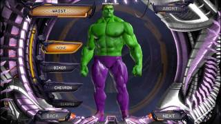 getlinkyoutube.com-DC Universe Online The Hulk character creation(HD)