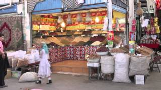 getlinkyoutube.com-Xinjiang, Kashgar - Uyghur Muslim China ئۇيغۇر