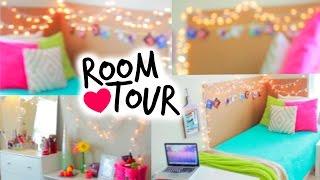 getlinkyoutube.com-Room Tour! ❤︎ Spring 2015