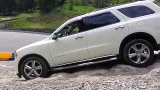 getlinkyoutube.com-2012 Dodge Durango Offroad