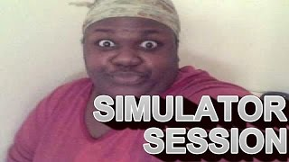 getlinkyoutube.com-POOPING SIMULATOR!? | Simulator Session #2