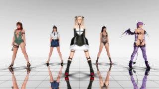 【MMD】DOA5 Girls - Believe (thedogstar REMIX)