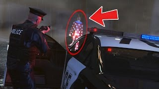getlinkyoutube.com-CREEPY CLOWN SIGHTINGS!! (GTA 5 Mods PLAY AS A COP MOD)