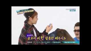 getlinkyoutube.com-HoonMi Dorky Weekly Idol moments