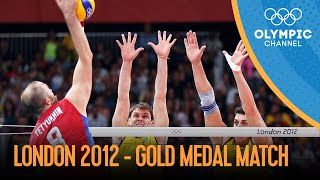 Volleyball - Russia vs Brazil - Men's Gold Final | London 2012 Olympic Games