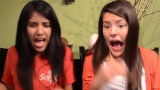 getlinkyoutube.com-Rightxd   Video reacción al ver rightxd 666   reacción de Lesslie y Karen al ver rightxd 666