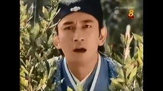 getlinkyoutube.com-เดชเซียวฮื้อยี้2:ประมุขวังบุปผา Mingyue Battle scene  (Fight scene)