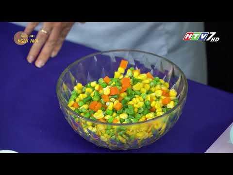 Salad tôm càng