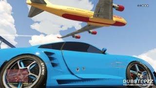 getlinkyoutube.com-GTA V (5) | Comet Airport Police Chase Gameplay