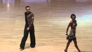 getlinkyoutube.com-WDSF Open Latin, Final, Samba