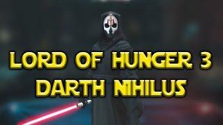 getlinkyoutube.com-Star Wars: Galaxy Of Heroes - Darth Nihilus Insta Kill Is Fun